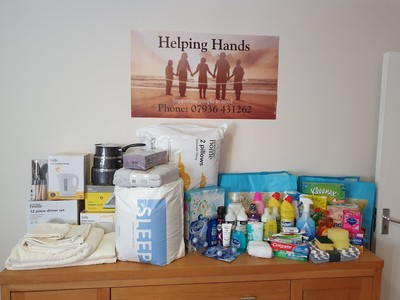 Helping Hands Items