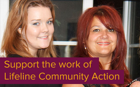 Support the work of Lifeline Community Action